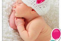 Moje narodziny / Inspirujemy, w jaki sposób pokazać światu nasze maleństwo. Wyjątkowe pocztówki ucieszą każdego!