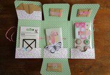 Flipbook&pocket letters