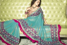 Indian Saris / by Loreta Bidot
