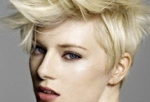 Cute short hair / by Katina Robinson