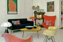 60' interior design / All about design in home/apartment.