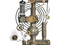 Clockpunk / Клокпанк. Стимпанк эпохи возрождения
