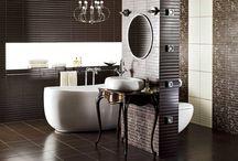 Moderné kúpelne