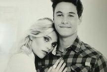 Michael Ronda & Valentina Zenere