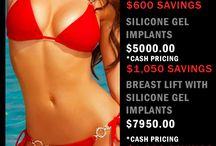 EVENTS & SPECIALS!! / Arizona Breast Aug Specials!!