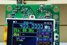 Surecom frequency  counter SF103. / www.surecom.com.hk