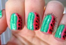 Nails - Food n Fruit