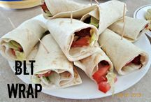 Easy Lunch Ideas / by The Chirping Moms