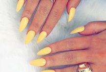 2017 PANTONE inspiration - manicure inspirowany kolorami Pantone 2017