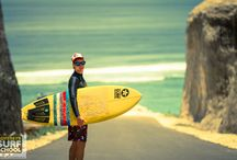 Surfing is Fun / Here's we show you how surfing is very easy, cool and fun for everyone :)