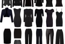 All Black wardrobes