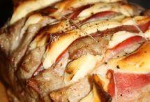 Rôti de porc orlof