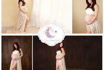 Ciążowa - studio - inspiracje