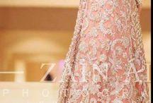 sangeet gowns