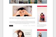 Sculpture Qode Showcase / Here is a selection of some of the best examples of our Wordpress blogging themes in use. WordPress, blogging, blog template, lifestyle blogger, travel blogger, fashion blogger, personal blogger, food blogger