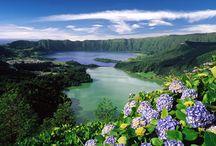 Motherland - Azores / by Kai Livramento