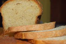 bread / by Jessica Ciserella Leavitt