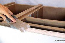 Cartonnage - meubles