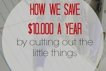 Saving and budget hacks