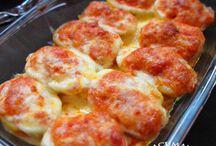 patatas con sobrasada