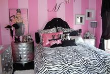 Just a Girl (K's room) / Inspirations for my daughter, Kailyn's girly room / by Jenna Bouza Salinas