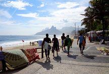 Brasil / Artigos e fotografias de viagem do Brasil. Imagens protegidas por direitos de autor: contramapa.com