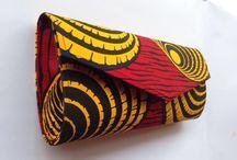 African print clutches / Ankara clutches/ Ankara Purse/Ankara bags African print/ African wax
