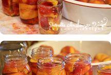 Nectarine goodness / by Kristin Dunbar