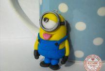 Despicable Me / http://accessoriesforstars.blogspot.ro/2014/02/minion-1-despicable-me.html