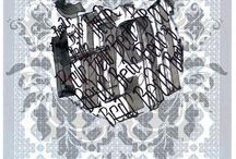 Kalligráfia, arabeszk / Állatokról !
