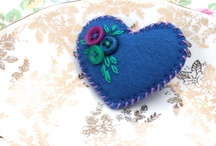 Folksy Finds - Simply Cobalt / The deepest, warmest, most intense blue...
