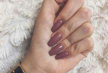 Nails / claws, nails, coffin, stiletto