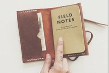 Notebook / Carnet / note book • notes • stationery • carnet • paper • papier • bloc note • journal