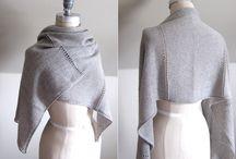 I wanna knit a shawl