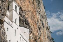 Манастир Острог Црна Гора