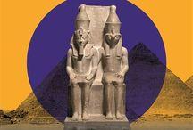 Goden van Egypte - Gods of Egypt / Met de grote tentoonstelling Goden van Egypte brengt het Rijksmuseum van Oudheden vanaf 12 oktober 2018 weer vele topstukken naar Nederland. Meer dan vijfhonderd voorwerpen uit binnen- en buitenlandse musea brengen de Egyptische godenwereld tot leven en laten zien hoe groot de invloed van de goden op het leven van de oude Egyptenaren was. Nooit eerder was een tentoonstelling van deze grote omvang geheel gewijd aan het oud-Egyptische godenrijk.