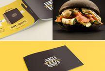 Contenedor hamburguesas