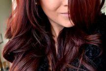 hair color stylist.