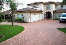 Driveways / Want your driveway to stand out and not look like all the other driveways on your block?