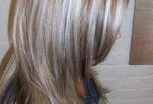 hair styles / by Valeria Toth