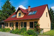 Projekty domów / Ciekawe projekty, wizualizacje, rozwiązania przy budowie domu