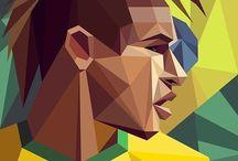 Neymar ⚽ / One of my heros down here