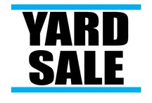 Yard Sale Signs / Are you having a yard sale? And looking for a simple DIY yard sale sign then this Printable Yard Sale Sign is perfect and cheap. Easy to download and print it in a high quality paper.