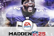 Ray Lewis Madden 25 Covers Designed By Evolve ENT / Having already graced the cover for Madden '05 and starring in numerous commercials for some of the series' previous entries: What better way for EA to pay homage than by making the greatest tackler of this generation the cover athlete on this year's Madden game. Wouldn't you agree? We asked the question and took the concept a step further…designing this exclusive collection of Ray Lewis Madden 14 Madden 25 covers. Consider it a token of appreciation.