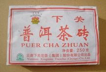 Ripe (Shu) Pu-erh Tea / Ripe pu-erhs are also known as shu pu-erhs or even cooked pu-erhs. They are put through a process that ages them to the point that you can enjoy them right away instead of letting them age, like most pu-erhs need to do.