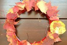 Fall craft ideas