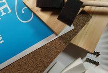 At Home Wood Sign Painting Kits