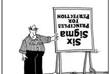 Lean Six Sigma Cartoons / #grleansixsigma www.greeceleansixsigma.gr