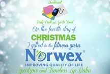 Twelves days of Christmas with Norwex