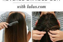 fryzury z warkoczykami
